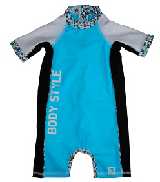 Boy All-in-one UV Protection sunsuit UPF50+ Sand resistant   BODY STYLE BOY