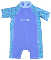 Girl ONE PIECE UV SUNSUIT UPF 50+ LOLA