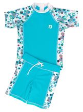 MIX UV SUN PROTECTION SWIM SET UPF50+ T- SHIRT & SHORTS SPOT