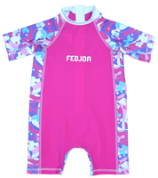 Girl ONE PIECE UV SUNSUIT UPF 50+  FANTASIA