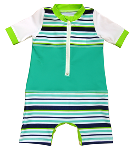 Boy ONE PIECE UV SUNSUIT UPF 50+ SO FRESH
